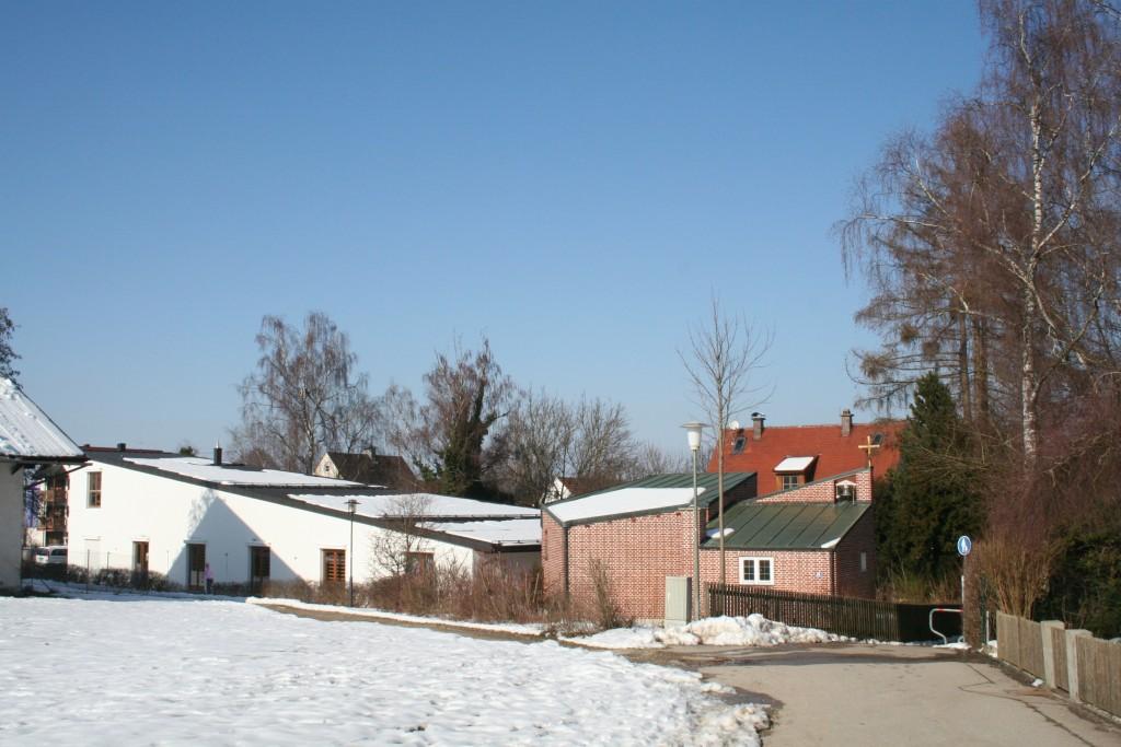 Gemeindezentrum und Christuskirche
